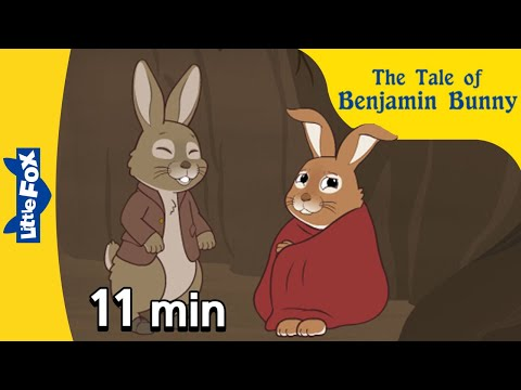 The Tale of Benjamin Bunny Full Story | Stories for Kids | Classic Story in English