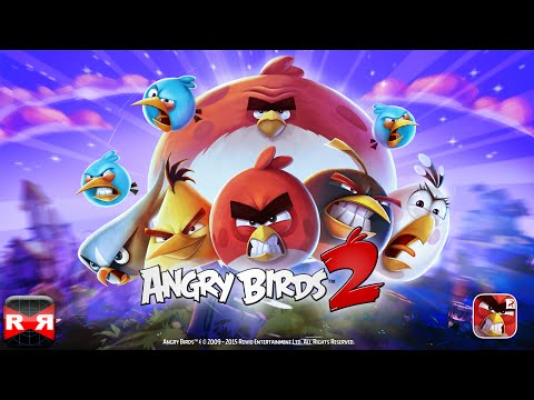 Angry Birds 2 (Previously Under Pigstruction) - iOS / Android - Gameplay Video