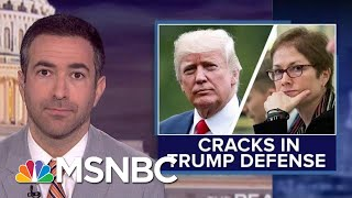 'Dominoes Beginning To Fall': Trump Turns On Giuliani After Impeachment Arrests | MSNBC