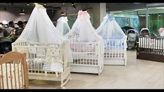 Кроватки, колыбели для Новорожденного | Магазин Piccolo