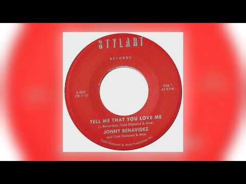 01 Jonny Benavidez & Cold Diamond & Mink - Tell Me That You Love Me [Timmion]