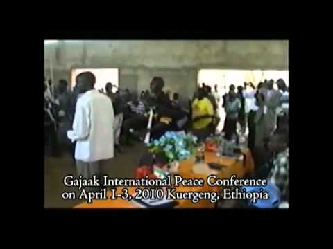Gajaak conference Video in Ethiopia