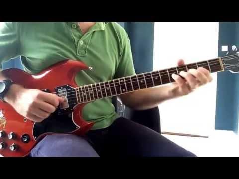 Rat Salad - Black Sabbath - Guitar Cover