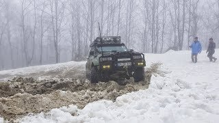 Toyota Land Cruiser HDJ 80 - 40''  **Extreme Snow OFF ROAD** Tosun
