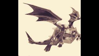 Creepypasta de Clash of Clans: El dragón eléctrico maldito