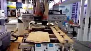 Chinese Machinery Exhibition 2014 01