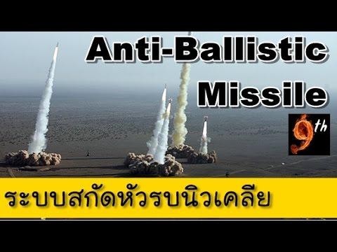 หัวรบนิวเคลียถูกสกัดได้อย่างไร Anti Ballistic Missile System