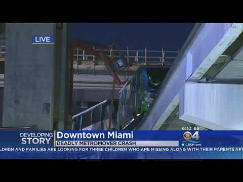 Deadly Metromover Accident Overnight