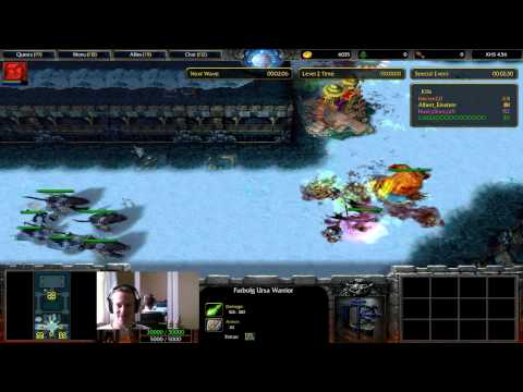 Warcraft 3 - 739 (X Hero Siege 4,56)