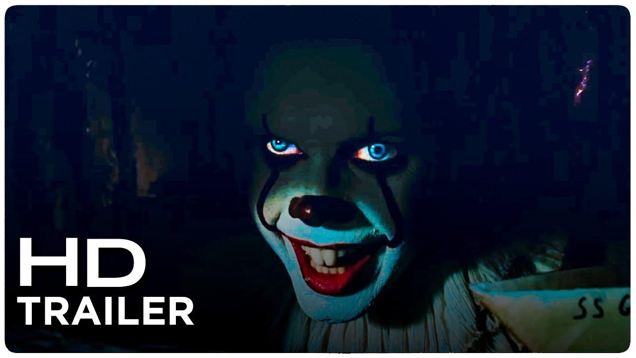 It Eso Trailer 1 Y 2 Subtitulado Espanol Latino Hd 2017 Youtube