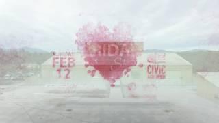 Redding Bridal Show Feb. 12th Commercial