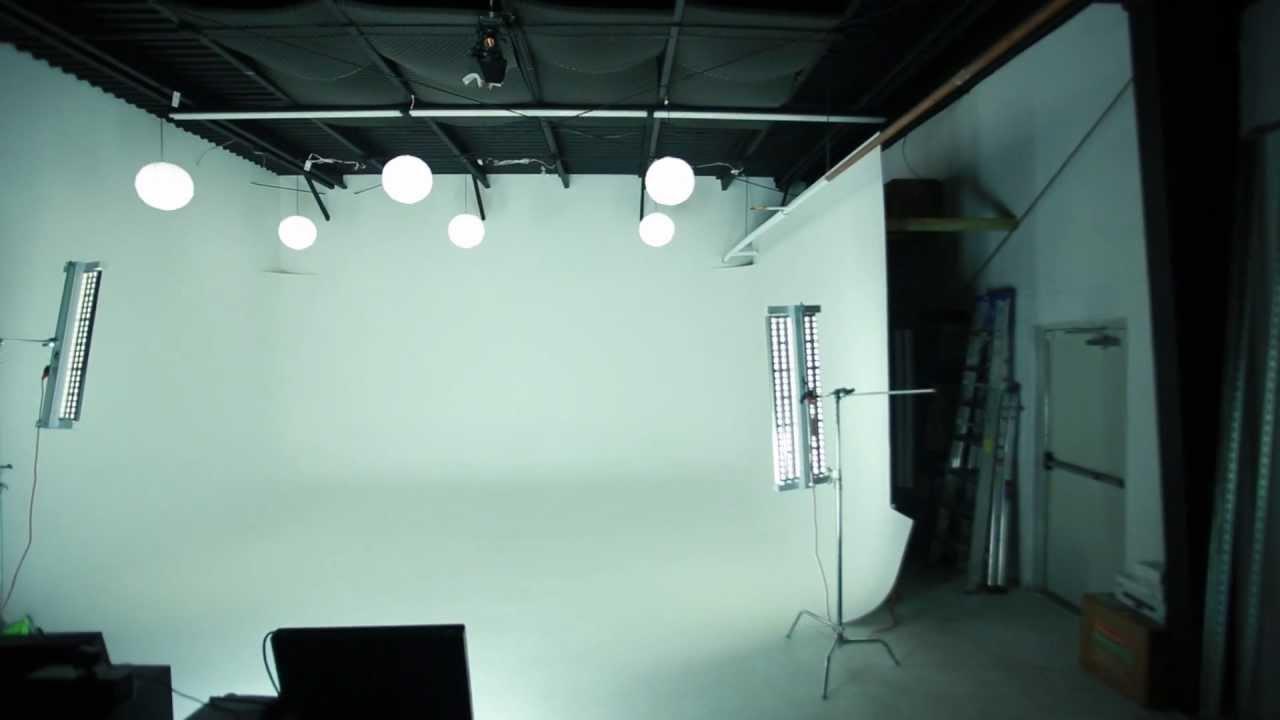 Brilliart Infinity Wall Cyc Wall Youtube
