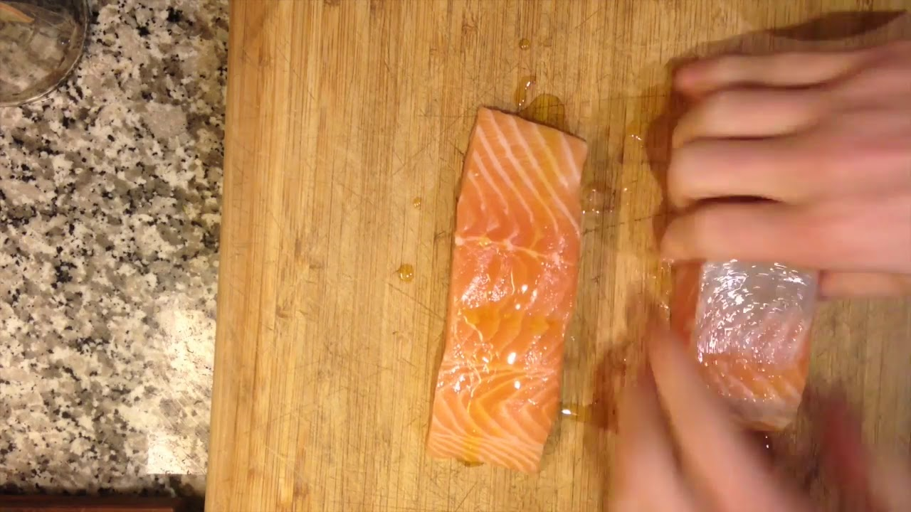 How To Cook Salmon Like A Fancy Restaurant
