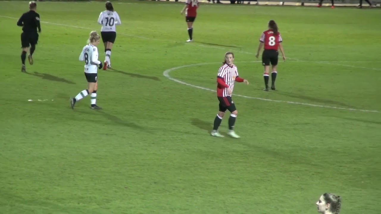 small resolution of safc 1 0 liverpool ladies fc