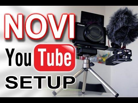 Novi Youtube setup! ... VLOG#37