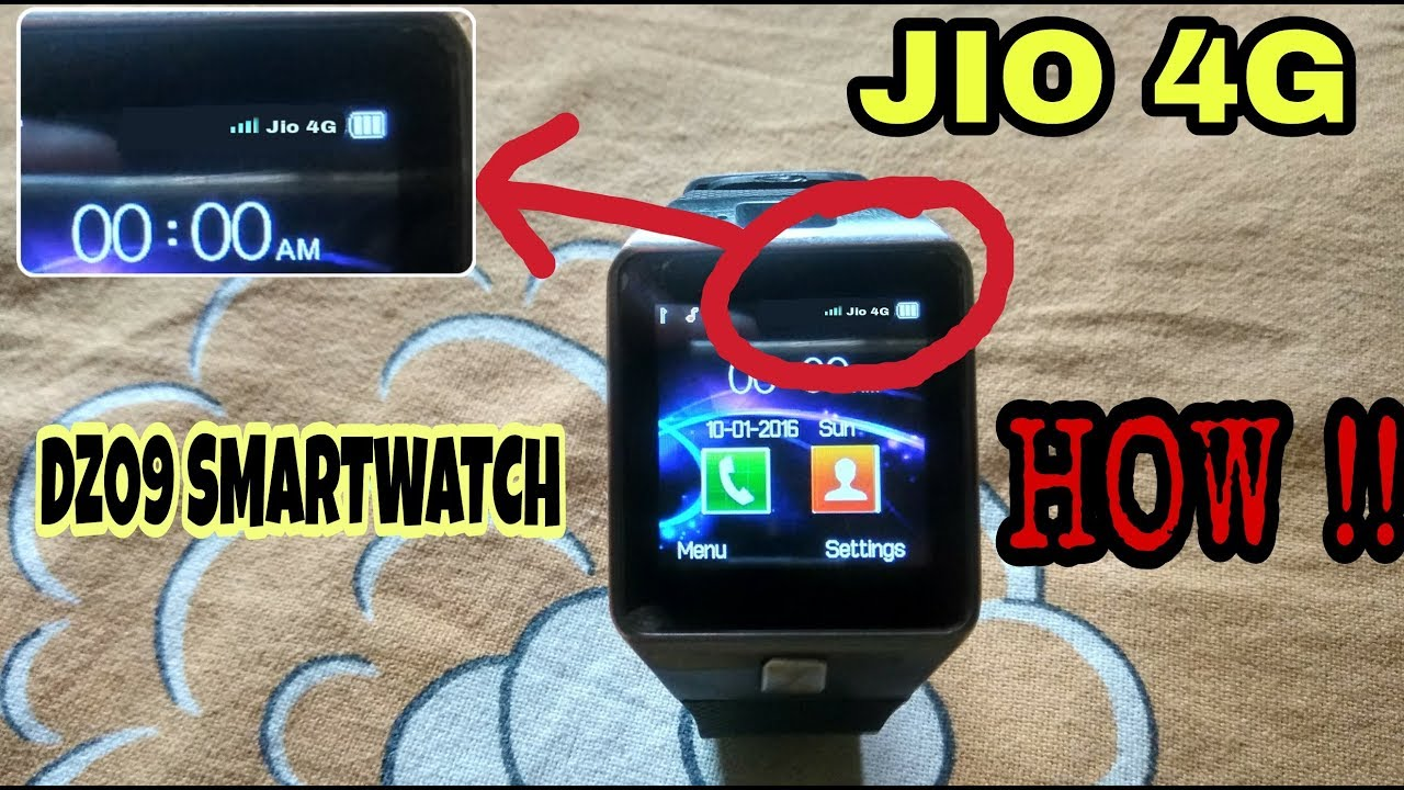 Touch phone watch price in india 4g