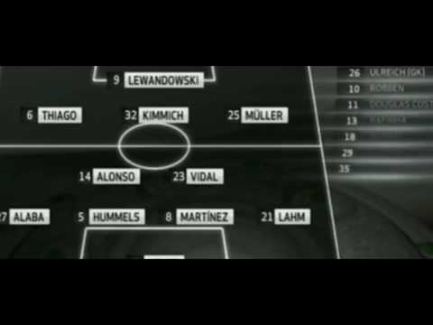 FC Ingolstadt gg. FC Bayern München |0:2|Highlights