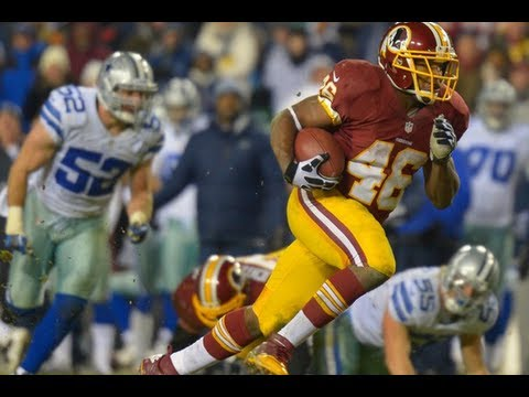 Alfred Morris In Alf The Unexpected - Highlights for 2012