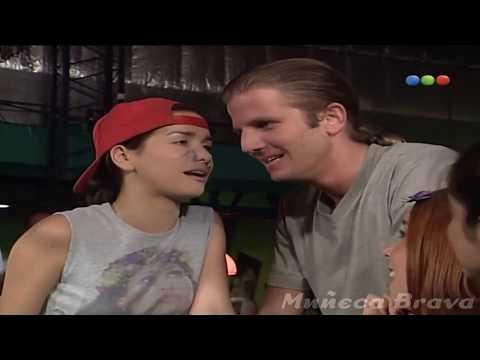 Muñeca Brava - Mili le corta el pelo a Ivo