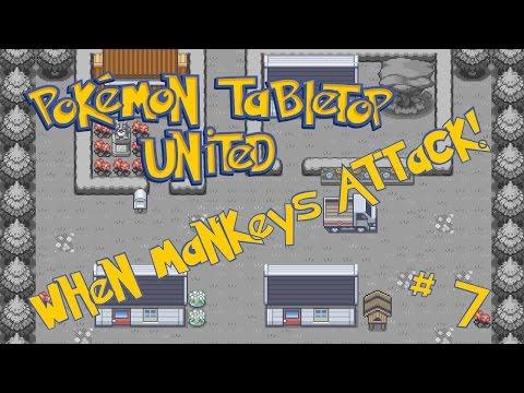 When Mankeys Attack! Part 1! (PTU; W02E07)