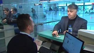 Hudut Kapılarında Kullanılan Pasaport Damga Cihazı Yenilendi