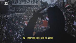 """  البشير شو الجمهورية   اغنية """"Bigger Than Baghdad""""  للفنان NARCY اهداء الى مظاهرات العراق"""