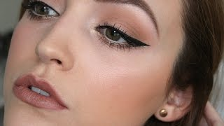 Neutral Holiday Glam Tutorial!