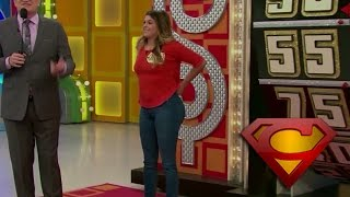 Highlights of Hot Contestant Gabrielle on The Price is Right 2/28/17