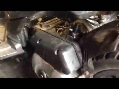 piaggio typhoon chat fix tuning none runner carb talk about help