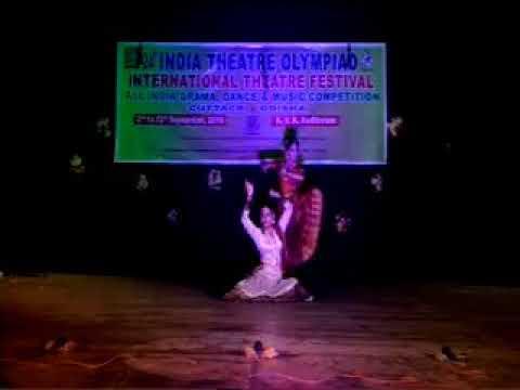 #Anoushka Shankar #Mahadeva #Kathak-Bharatnatyam Fusion. 'Sakhi'!