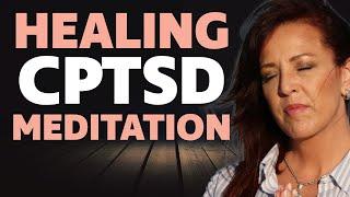 POWERFUL Guided Healing PTSD MEDITATION--Help Heal the Triggers