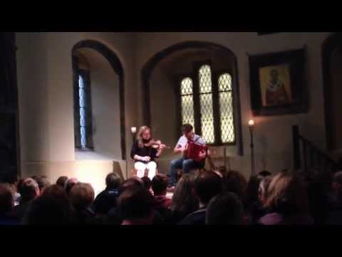 Claire Egan & Eoin O'Neill-Fiddle and Accordion