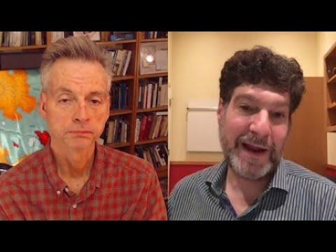 The Intellectual Dark Web   Robert Wright & Bret Weinstein [The Wright Show]