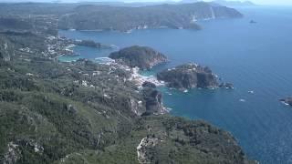 Corfu, Greece in 4K [Kassiopi, Barbati & Paleokastritsa]