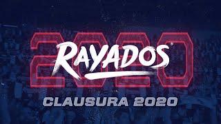 Éste es el equipo que defenderá nuestros colores en el Torneo del Clausura 2020. ¡Vamos Rayados!