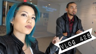 VLOG #428 - I THINK WE COME OFF IGNORANT | YOUTUBE CREATOR DAY DC