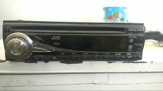 Обзор магнитолы JVC KD-G332