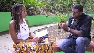 EVEILLER LA CONSCIENCE DE LHOMME NOIR Jean Philippe Omotunde parle de la cosmognse Africaine