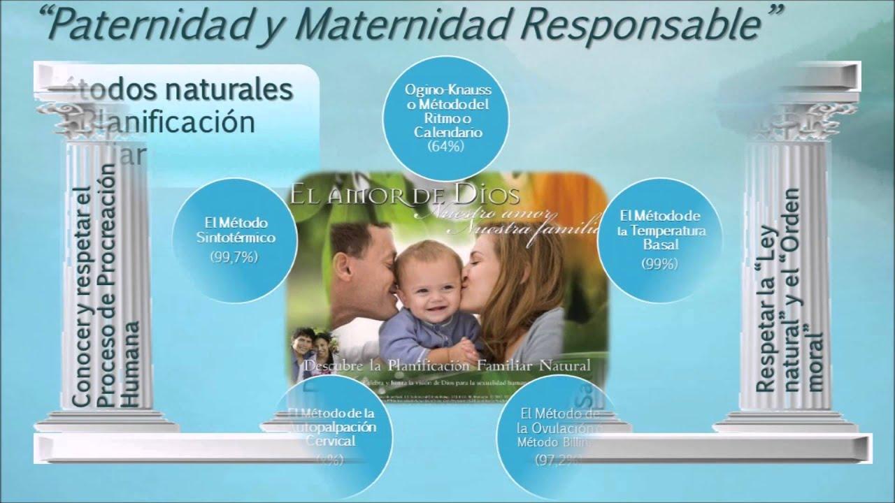 Paternidad y maternidad responsable youtube for Paternidad responsable