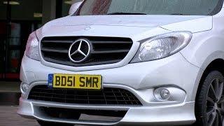 ► 2014 Mercedes-Benz Citan - OFFICIAL Trailer(, 2013-10-16T08:11:29.000Z)