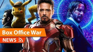 Will John Wick Beat Out Avengers Endgame At The Box Office?