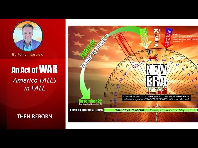 An Act of WAR, America FALLS in FALL!! (Bo Polny)