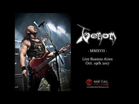 Venom - Live in Buenos Aires 2017