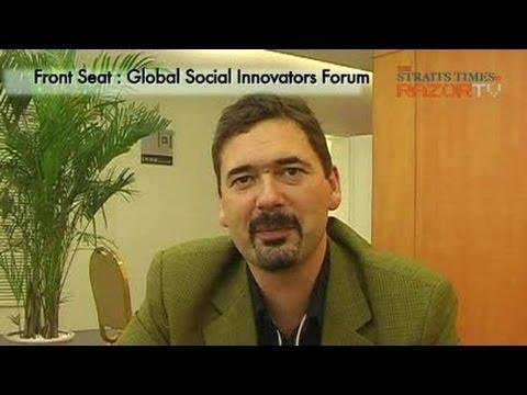 Front Seat with social entrepreneurs (Pt 1)
