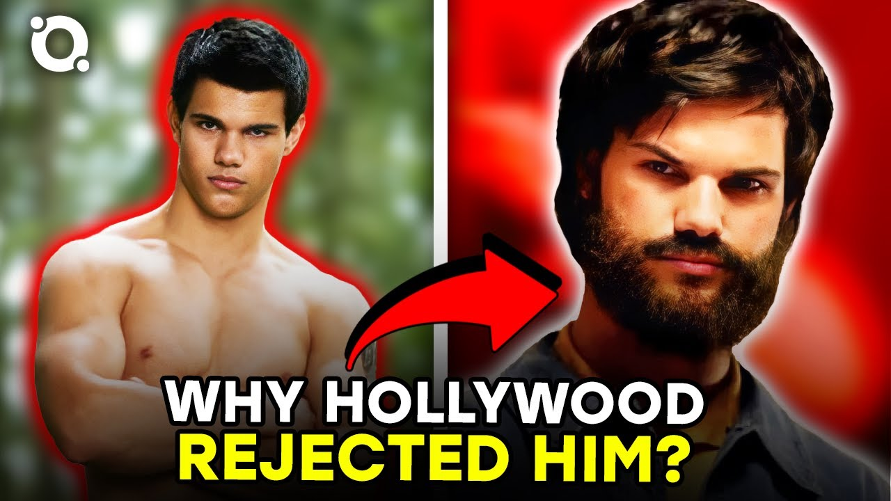 Download Why Taylor Lautner Got Blacklisted By Hollywood  ⭐ OSSA