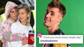 Hailey Bieber Pens Sweet Message to Husband Justin Bieber