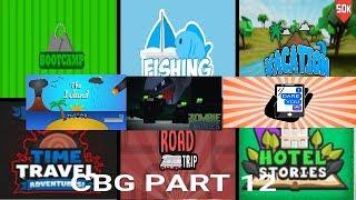 2 e mezzo lungo video di CBG! (ROBLOX CBG) Parte 12