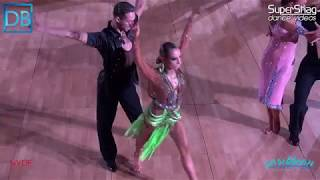 Part 4 Approach the Bar with DanceBeat! NYDF 2018! Pasha Stepanchuk and Gabrielle Sabler!