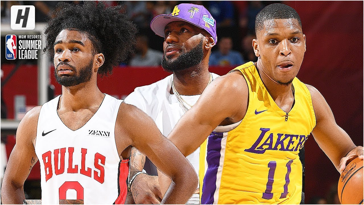 Lakers Summer League Schedule 2020.Chicago Bulls Vs Los Angeles Lakers Full Game Highlights July 5 2019 Nba Summer League