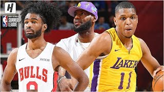 Chicago Bulls vs Los Angeles Lakers - Full Game Highlights | July 5, 2019 NBA Summer League